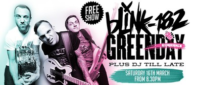 Blink 182 & Green Day Experience