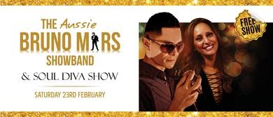 Bruno Mars & Soul Diva Tribute Show