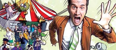 Mr Snot Bottom: Horrible Terrible Really Really Bad Bad Show