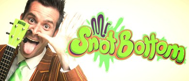 Mr Snot Bottom: Horrible Terrible Really Really Bad Bad Show