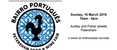 Bairro Português Petersham Food & Wine Fair