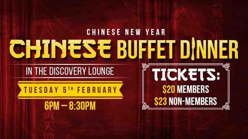 Chinese New Year Buffet Brisbane Eventfinda