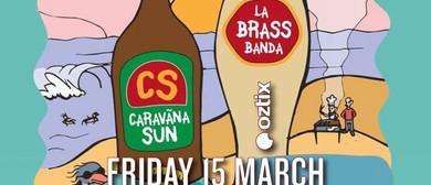 Caravana Sun Plus La Brass Banda