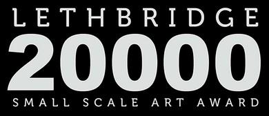 Lethbridge 20000 Small Scale Art Award