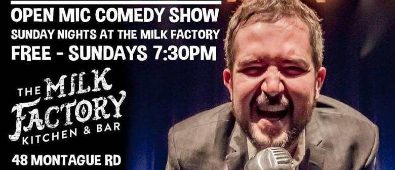 Magic Mic Open Mic Comedy Show