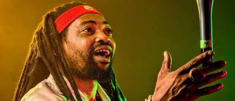 King B-Fine and Afrikaya Band - Celebration of Bob Marley