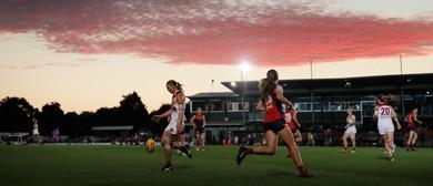 AFLW 3.0, Round 3: Brisbane Lions vs Melbourne