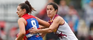AFLW 3.0, Round 4: Western Bulldogs vs Brisbane Lions