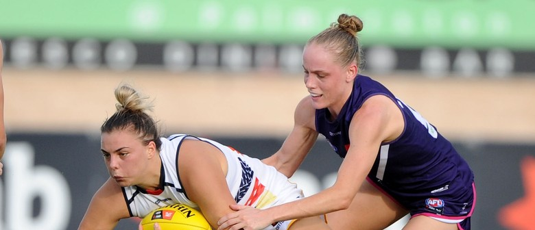 AFLW 3.0, Round 4: Adelaide Crows vs Fremantle