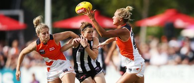 AFLW 3.0, Round 4: Collingwood vs GWS Giants