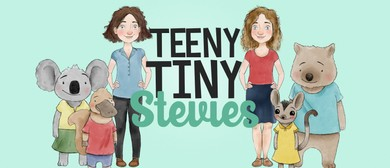 Teeny Tiny Stevies - On Tour!