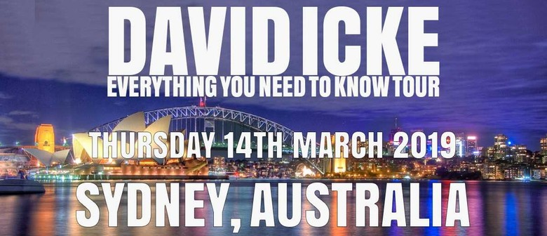 David Icke – Everything You Need to Know