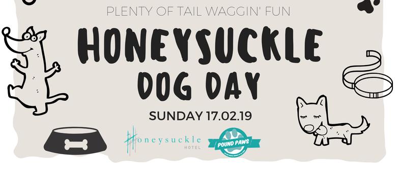 Honeysuckle Dog Day 2019
