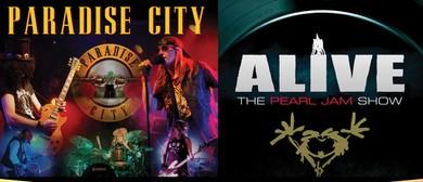 90's Rock Spectacular – Guns N Roses & Pearl Jam Show