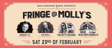 Fringe @ Molly's – Adelaide Fringe
