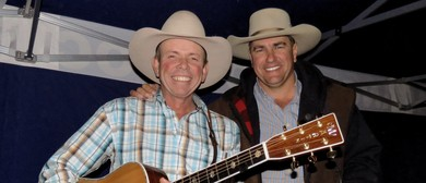 Dean Perrett & Jeff Brown – Two Old Mates