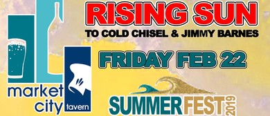Rising Sun – Tribute to Cold Chisel
