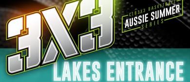 TRFM CLB3X3 Lakes Entrance