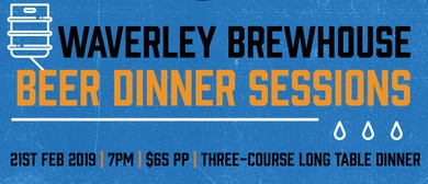 Beer Dinner Sessions