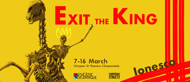Exit the King By Ionesco