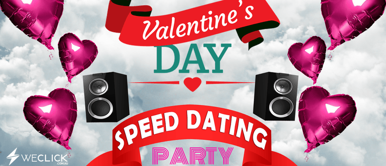 Valentine's Day Speed Dating Party