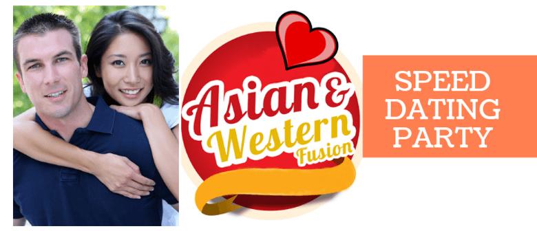 Asian Girl & Western Guy Speed Dating