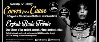 Erykah Badu Birthday Tribute