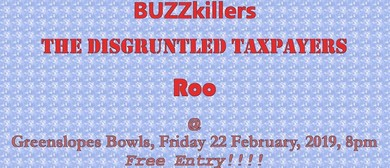 Roo, Disgruntled Taxpayers and Buzzkillers