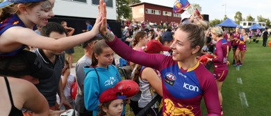 AFLW 3.0, Round 5: Brisbane Lions vs Geelong Cats
