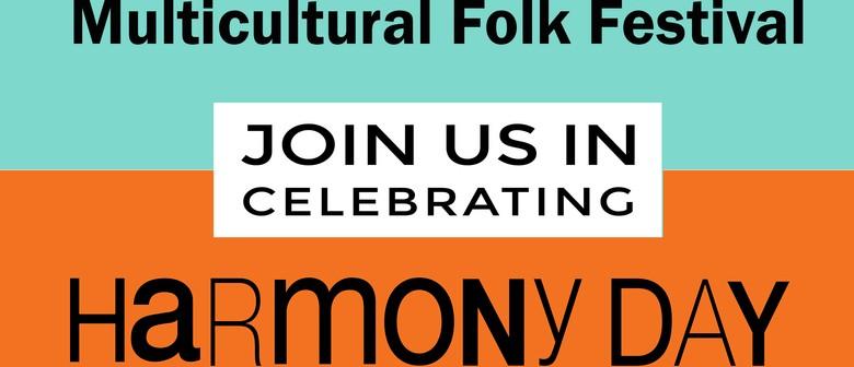 Harmony Day 2019 Multicultural Folk Festival