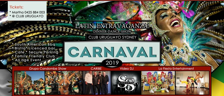 Latin Carnaval 2019