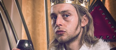 Tom Skelton's Macbeth – Adelaide Fringe