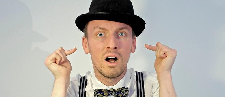 Tom GK: Hearing Loss The Musical – Adelaide Fringe