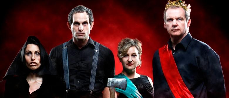 Macdeth – Melbourne International Comedy Festival