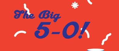 The Big 5–0