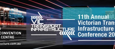 11th Annual Vic Transport Infrastructure Conference 2019