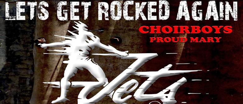 Let's Get Rocked Again