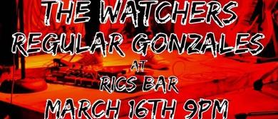 The Watchers & Regular Gonzales