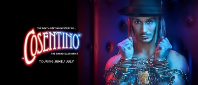 Cosentino – Anything Is Possible Tour