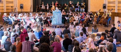 Children's Cushion Concert – Fun At the Movies