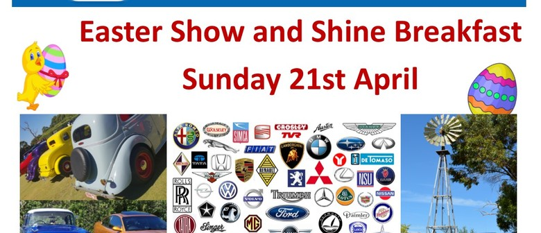 Easter Sunday Show and Shine Breakfast