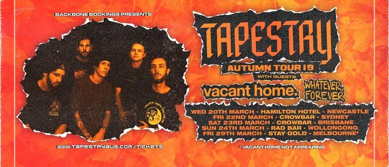 Tapestry Autumn Tour 2019
