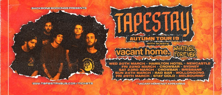 Tapestry Autumn Tour 2019