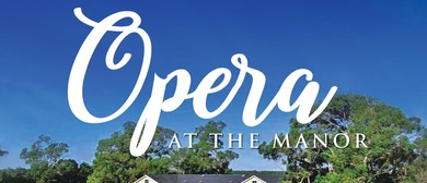 Opera at the Manor – High Tea Fundraiser for CF and Rotary