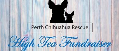 High Tea Chihuahua Rescue Fundraiser