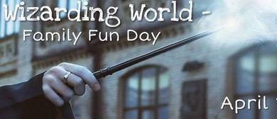 Wizarding World – Family Fun Day