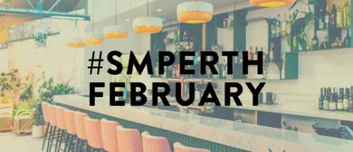 #SM Perth February – Drinks For Perth Social Media