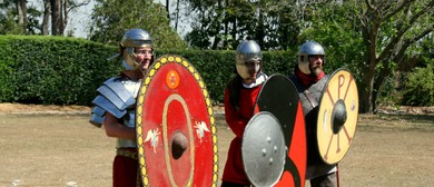 Kids Dig It – Roman Family Fun