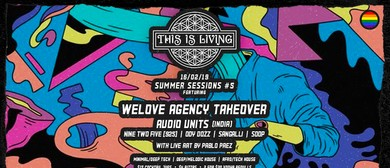 This Is Living Ft. Audio Units – Saturday Day Party