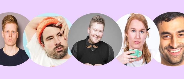 Curtin Comedy - Sunday Feb 17th w Kirsty Webeck